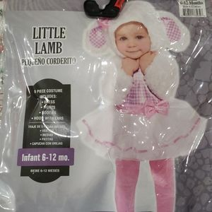 Party City baby costume size 6 to 12months